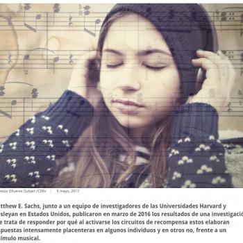 Con la técnica de la resonancia magnética científicos buscan descifrar la fascinación por la música