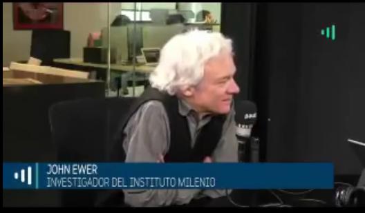 John entrevista Paula